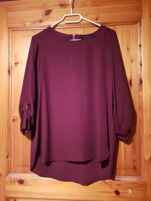 Atmosphere Blouse met lange mouwen bordeaux