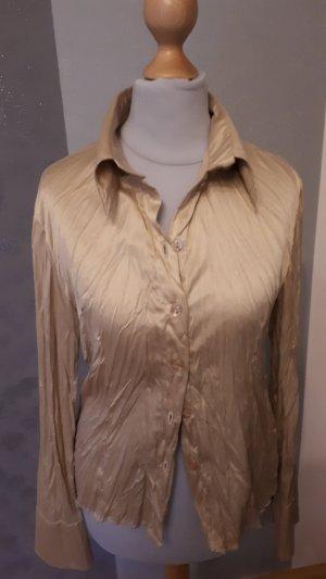 Blusa Crash color cammello