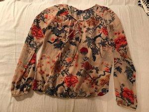 Bluse beige von MEXX Größe 34 XS