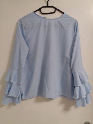 SheIn Camicetta a blusa azzurro