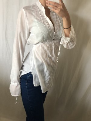 Bluse Blogger weis