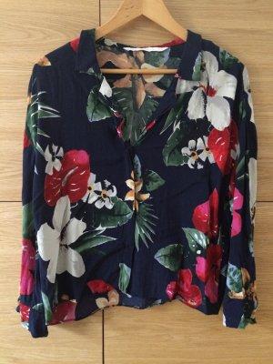 Bluse * Blütenprint * Zara * Größe M