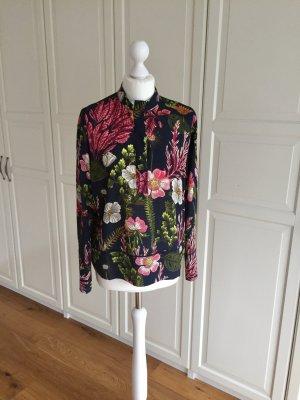 Bluse Blumen H&M 36