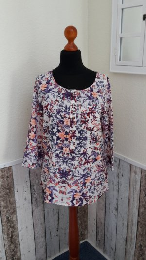 Bluse - Blumenmuster