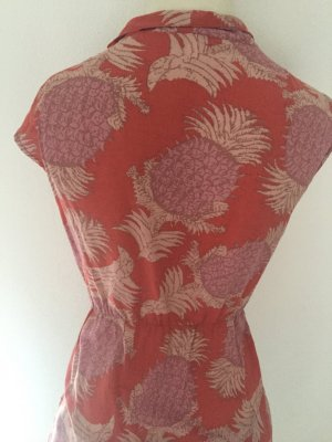 Bluse Blutschwester coral rosa sx