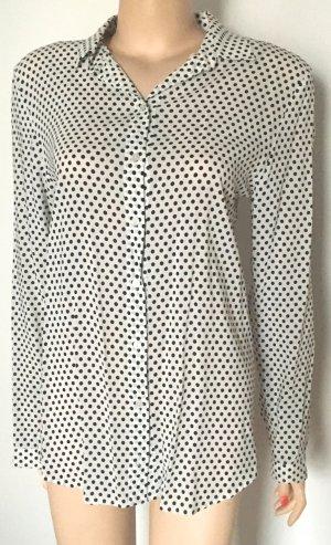 Bluse Boss Gr. 40 Polka-Dots wie neu