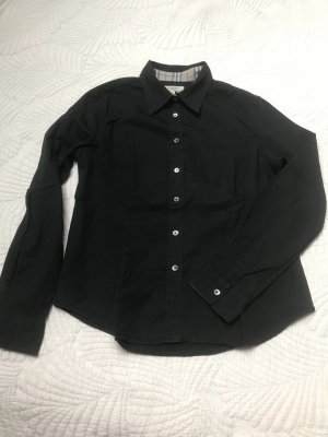 Burberry Hemdblouse zwart