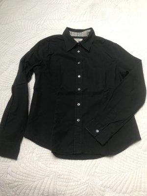 Burberry Hemdblouse zwart