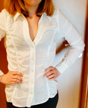 Bluse|Business|Weiß|Esprit