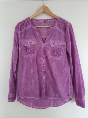 s.Oliver Shirtwaist dress lilac
