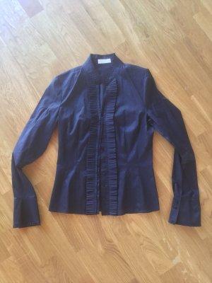 St. emile Camicetta a blusa nero Cotone