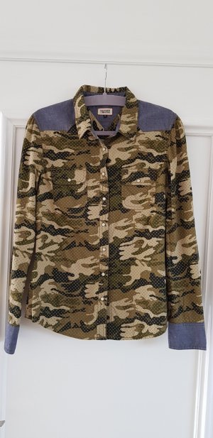Bluse Camouflage-Muster Hilfiger