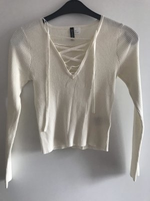 H&M Dickey (for blouse) cream