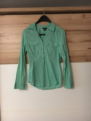 Slip-over Blouse turquoise