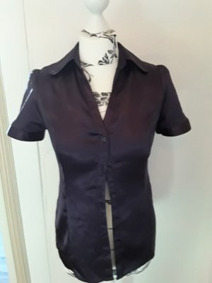 Chillytime Blouse brillante gris lilas