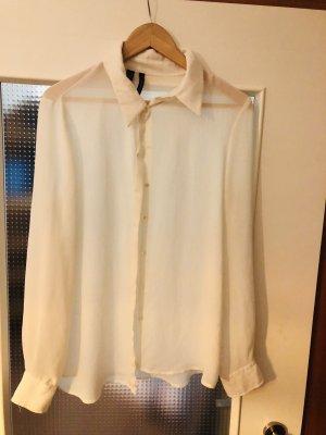 Mango Camicetta a blusa bianco
