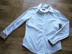 DAKS London Camicia blusa bianco Cotone