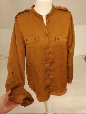 Bluse Damen in curry gelb von s.Oliver Gr. 34 NEU und ungetragen!