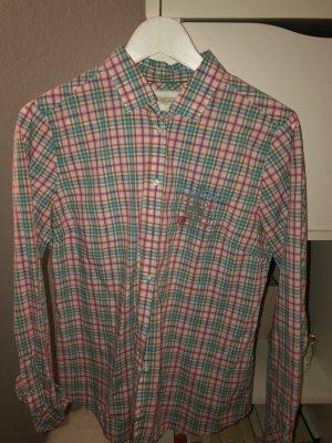 Christian Berg Cols de blouses multicolore