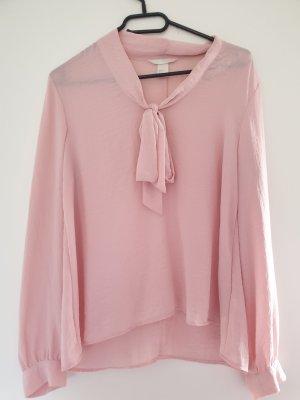 H&M Long Sleeve Blouse pink