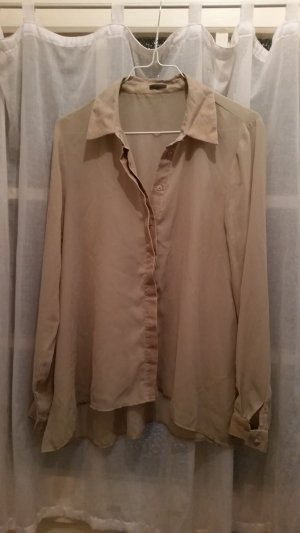 Sienna Blouse beige clair-rose chair polyester