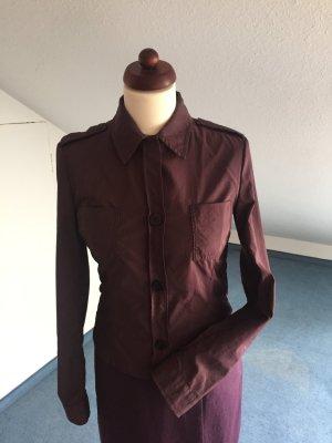 Bluse Dolce & Gabbana, Brombeere, Größe S