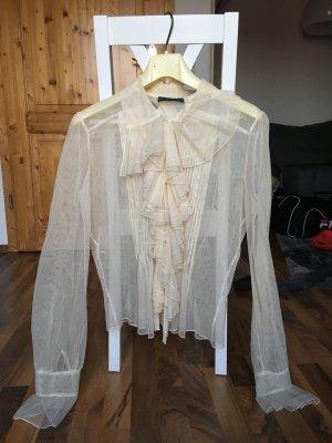 Bluse, durchsichtige Bluse