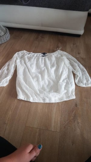 Amisu Blouse wit