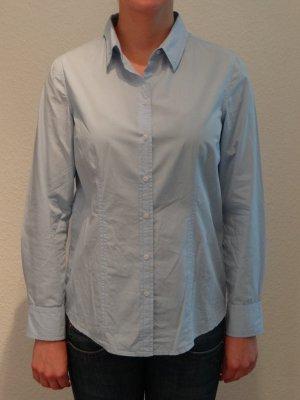 Bluse, Emily van den Bergh, hellblau, Gr. 38