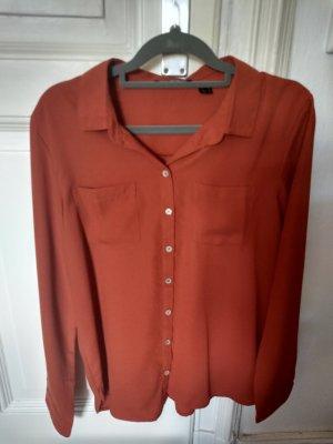 Esmara Shirt Blouse dark orange