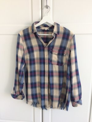 Esprit Geruite blouse veelkleurig