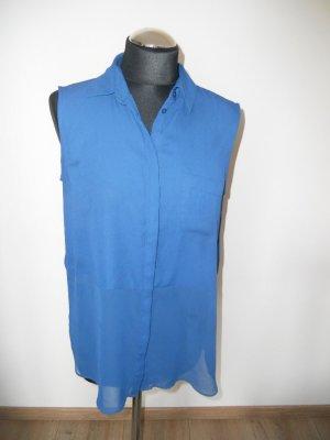 Bluse Esprit Gr. 38 blau