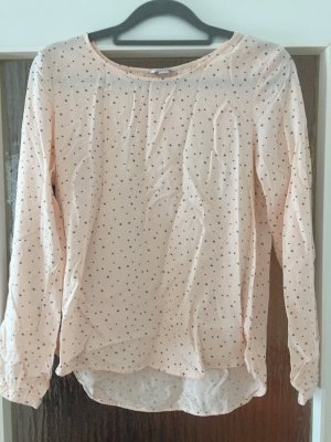 Esprit Long Sleeve Blouse anthracite-pink