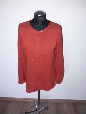 Bluse Esprit Orange Gr. 38 wie neu