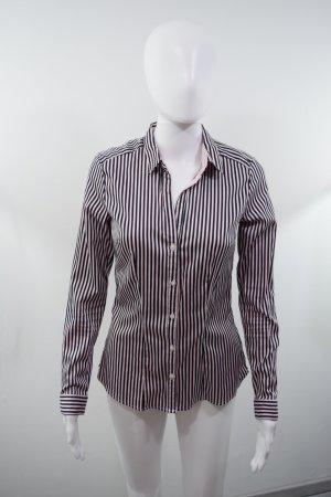Bluse figurbetont gestreift H&M Gr. 38 Neu, einmal getragen