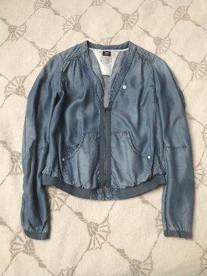 G-Star Jeans blouse azuur