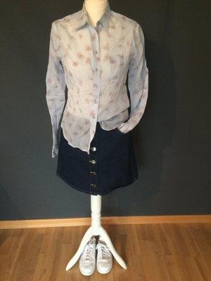 Bluse Gant Blumen Baumwolle