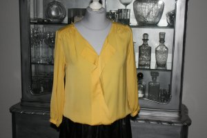 Bluse gelb 36 Marke Mohito 3/4 Arm