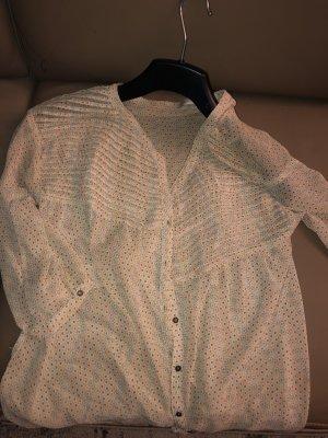 Bluse gemustert