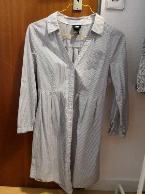 Bluse gestreift blau /weiß