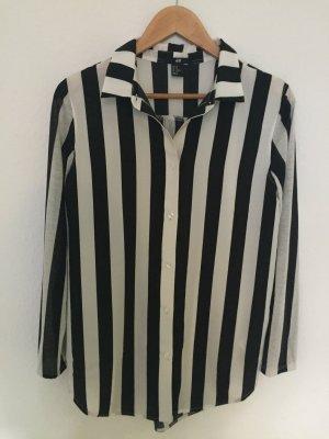 Bluse gestreift von H&M