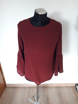 bluse glamorous gr. s rot