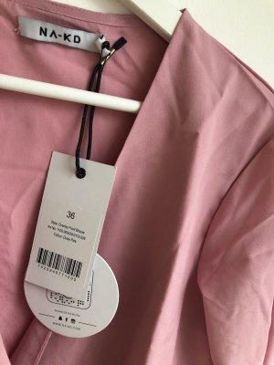 Nakd Slip-over blouse roze-roze