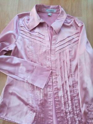 Vivance Blusa brillante rosa-rosa claro