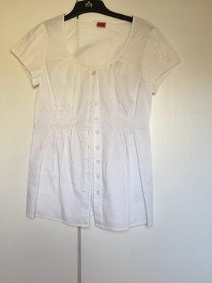 Bluse *Gr. 38* Weiß *Vivien Caron*