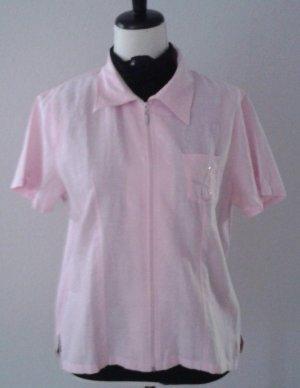 Bluse, Gr.40, rosa