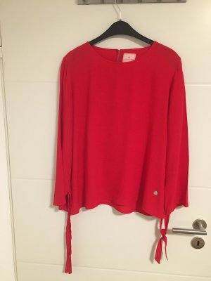 Bluse Gr.40 rot