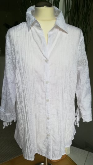 Canda Crash Blouse white mixture fibre