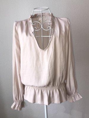 Bluse Größe M/L in rosa