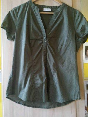 Bluse,  grün von C&A